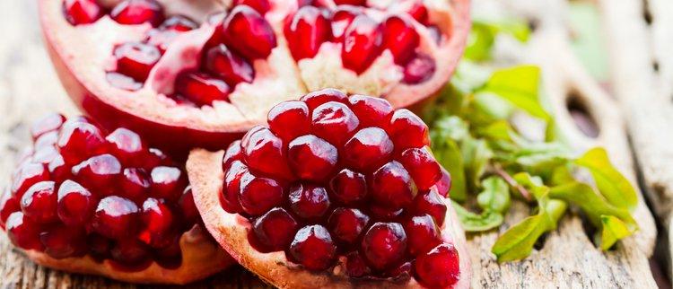 granatapfel vitamine wirkung