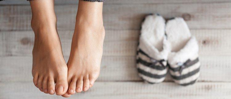 6 Hausmittel Gegen Trockene Füße Eatmovefeel
