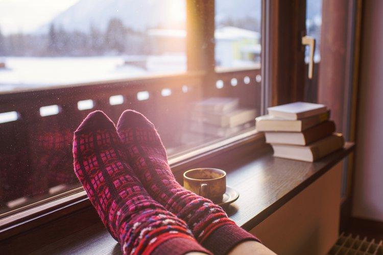 Nat rliche tipps gegen kalte f e eatmovefeel - Fenster isolieren gegen kalte ...