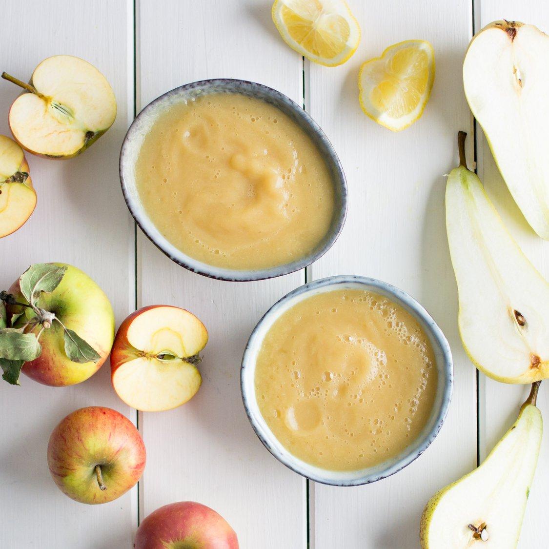 Apfel-Birnen-Mus